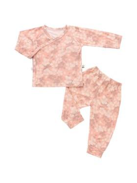 Bamberry Baby Sakura Kimono PJ Set