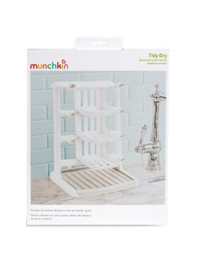 Munchkin Tidy Dry Drying Rack