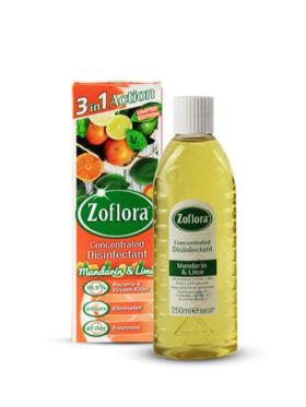 Zoflora Mandarin & Lime Disinfectant (250ml)