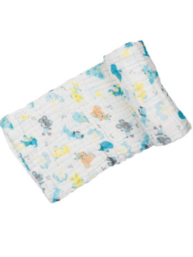 Swaddies PH Bears Multipurpose Muslin Cloth