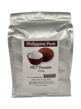 Philippine Pure MCT Oil Powder (1000g)