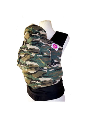 Carry Me Camouflage Nakong's Meh Dai