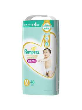 Pampers Premium Care Pants Medium (48pcs)