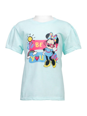 INSPI Disney Minnie Mouse Be You T-shirt
