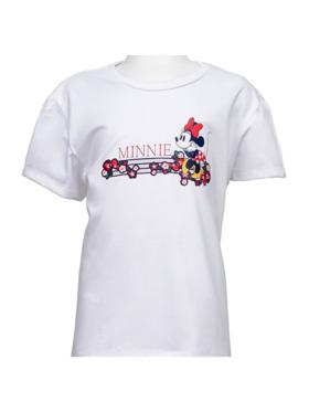 INSPI Disney Minnie Mouse Floral T-shirt