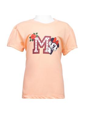 INSPI Disney Minnie Mouse Initial T-shirt