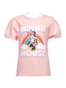 INSPI Disney Rainbow Minnie Mouse T-shirt