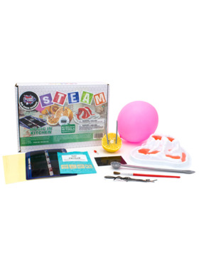 BIG BANG SCIENCE Magic In Kitchen Steam Experiment Kit