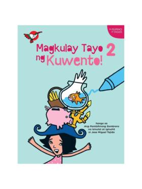 Adarna House Books Magkulay Tayo ng Kuwento 2: Ang Pambihirang Sombrero
