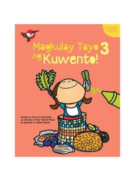 Adarna House Books Magkulay Tayo ng Kuwento 3: Araw sa Palengke