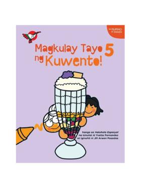 Adarna House Books Magkulay Tayo ng Kuwento 5: Haluhalo Espesyal