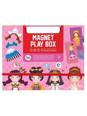 Joan Miro Magnet Play Box - Princess Closet