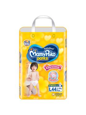 MamyPoko Easy To Wear Pants Large (44 pcs)