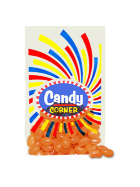 Jelly Belly Candy Corner Melon Jelly Beans (250g)