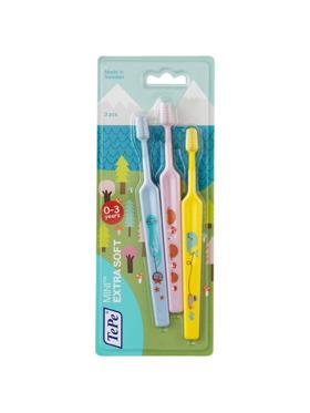 TePe Mini™ Extra Soft Toothbrush (3 pcs)