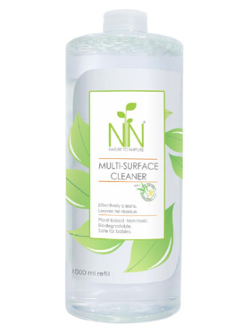Nature to Nurture All Natural Multi Surface Cleaner (1000ml)