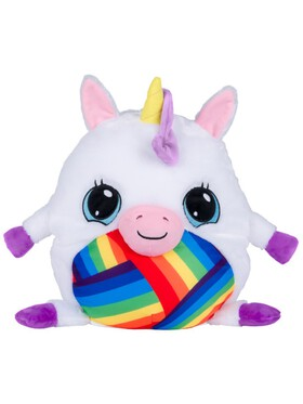 Mushabelly Grumble Sound Arianne Unicorn Beanbag (15in)