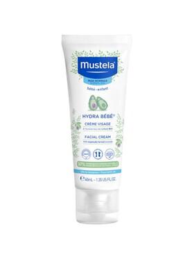 Mustela Hydrabebe Face Cream (40ml)
