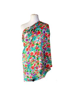 Latch&Hugs Floral Nursing Sash
