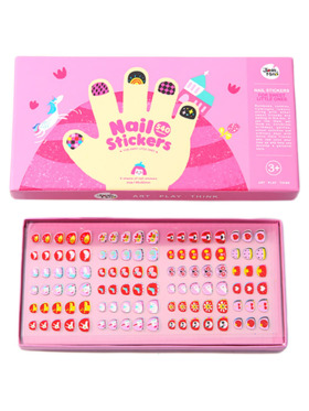 Joan Miro Nail Stickers - For Sweet Little Ones (540 Stickers)