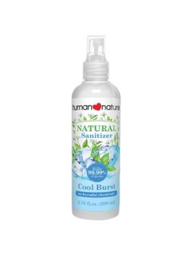 Human Nature Natural Sanitizer Cool Burst (200 ml)