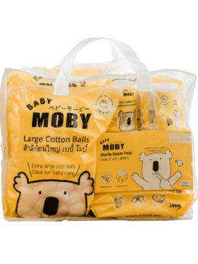 Baby Moby New Born Essential Kit