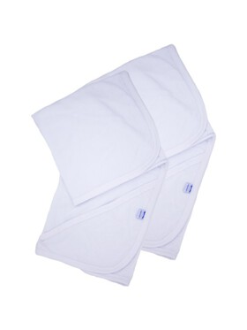 BestCare Newborn Receiving Blanket with Hood Pack of 2