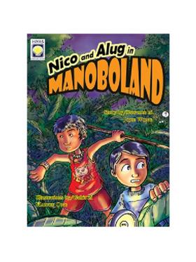 Hiyas Nico and Alug in Manoboland