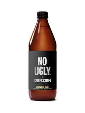 No Ugly Ginger Conscious Gin Cocktail