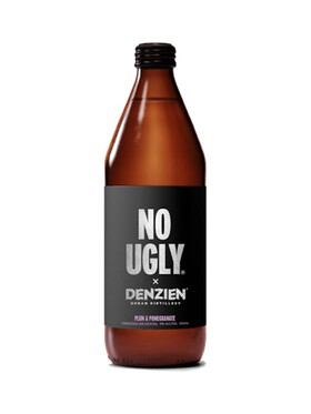 No Ugly Plum Conscious Gin Cocktail