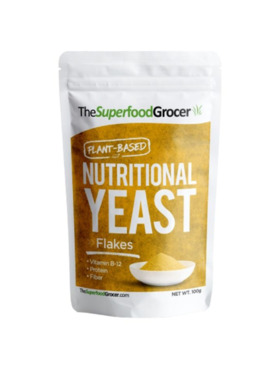 The Superfood Grocer Nutritional Yeast (100g)