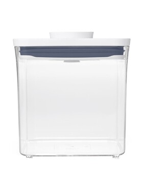 Oxo Tot Good Grips POP Container Square Short (2.8qt)