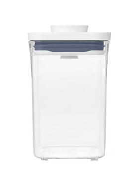 Oxo Tot Good Grips POP Container Square Short (1.1qt)