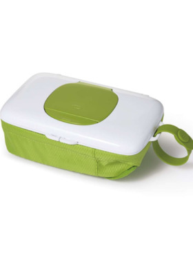 Oxo Tot On-the-Go-Wipes Dispenser with Diaper Pouch