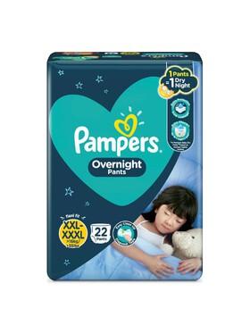Pampers Overnight Pants XXL (22pcs)