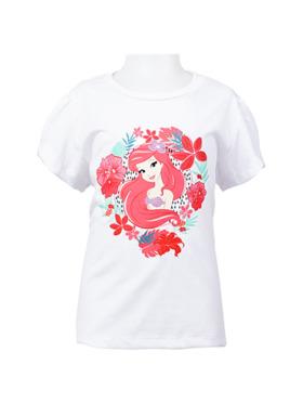 INSPI Disney Princess Ariel Tropical Tshirt