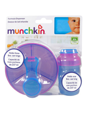 Munchkin Powder Formula Disp. Combo Pack