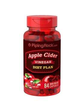 Piping Rock Apple Cider Vinegar (84 capsules)