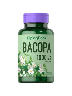 Piping Rock Bacopa 500mg (90 capsules)