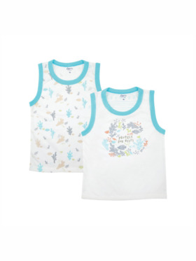 Looms Preserver Collection Muscle Shirt (2pcs)