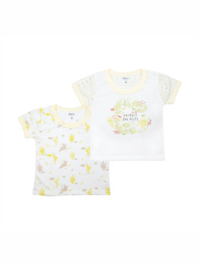 Looms Preserver Collection Girls T-Shirt (2pcs)