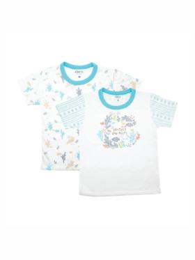 Looms Preserver Collection Boys T-Shirt (2pcs)