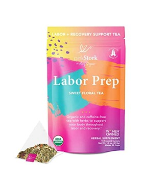 Pink Stork Labor Preparation Tea (20 cups)