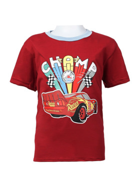 INSPI Disney Cars Champ Tshirt