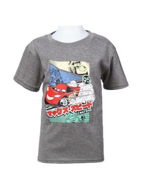 INSPI Disney Cars Max Speed Tshirt