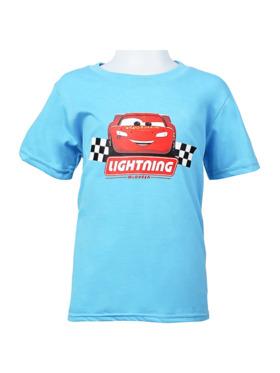 INSPI Disney Cars Lightning McQueen Tshirt