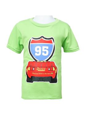 INSPI Disney Cars Rusteze 95 Tshirt