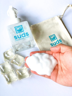 Suds Sustainable Pods Handwash Pods Package (1.25L)