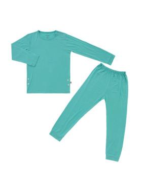 Bamberry Baby Plain Long Sleeves Pajama Set
