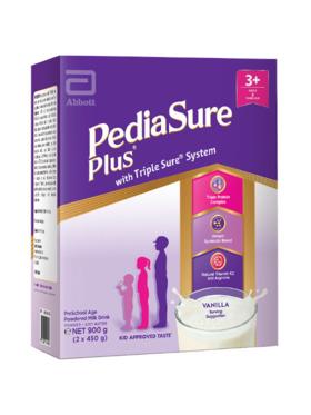 Pediasure Pediasure Plus MRI Vanilla (900g)